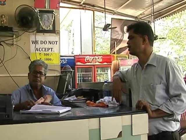 Video : With Notes Ban, Business Dips At Eateries, Hotels Unaffected