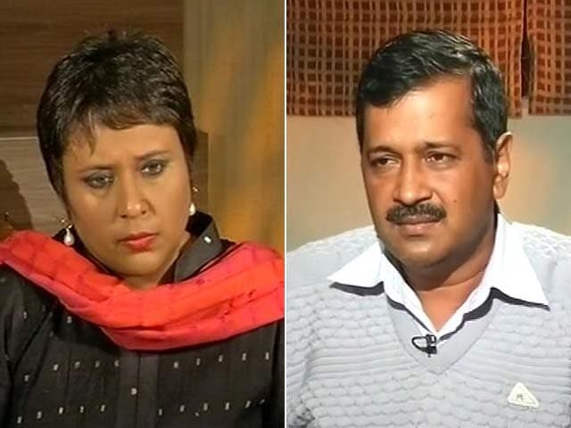 Video : Anti-National To Back This Form Of Cash Clean Up: Arvind Kejriwal To NDTV