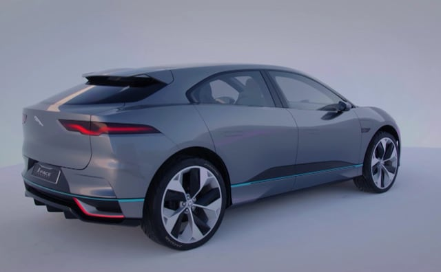 Video : Jaguar Design Boss Talks To Us On The I-Pace Concept