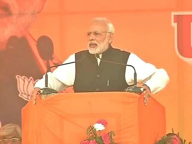 Video : 'Chit Funds Prospered Under Politicians': PM Slams Mamata Banerjee On Note Ban