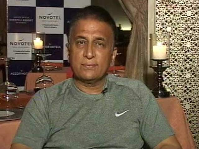 Video : We Are In For Complete New Era For Indian Cricket: Sunil Gavaskar