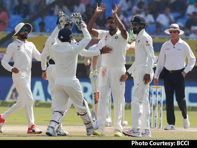 Video : 2nd Test: India Ride on Bowlers' Show to Beat England in Vizag