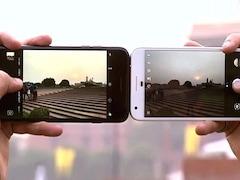 iPhone 7 Plus vs Google Pixel XL Shoot-Out