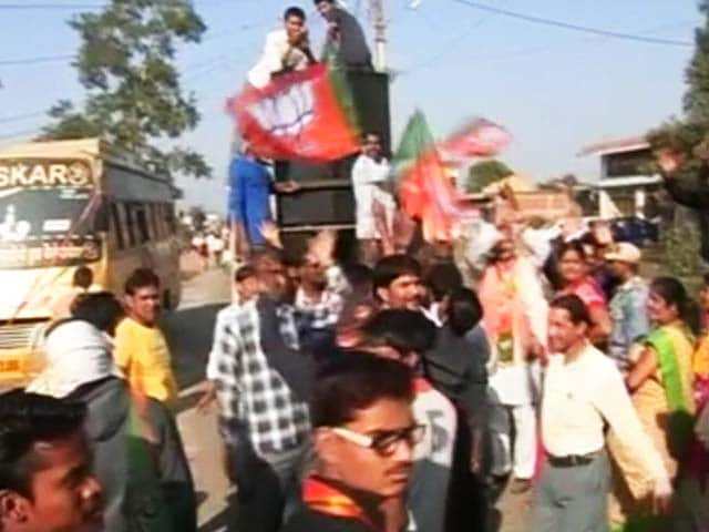 Video : BJP, Trinamool Win Key By-Elections, Say Stand On Notes Ban Vindicated