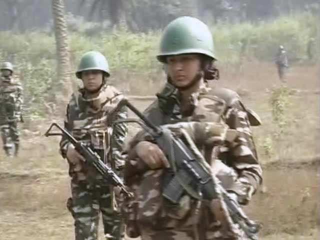 Video : These Women Will Now Combat Maoists In Bengal And Jharkhand