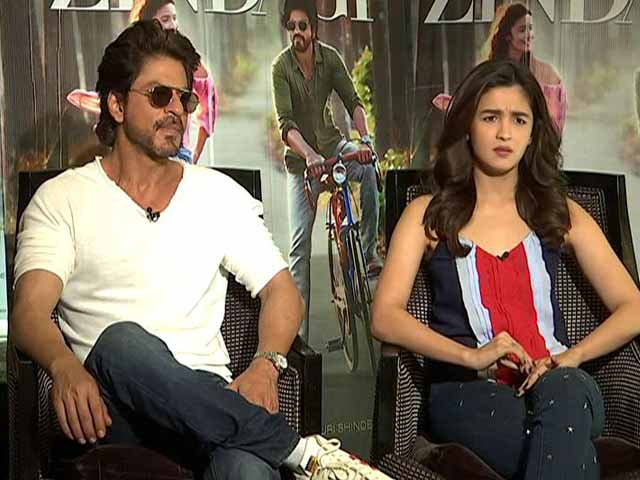 Shah Rukh Khan, Alia Bhatt Talk About Their 'Biggest Fears'