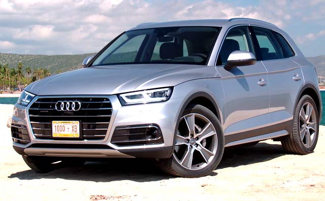 New Audi Q5: Exclusive First Drive