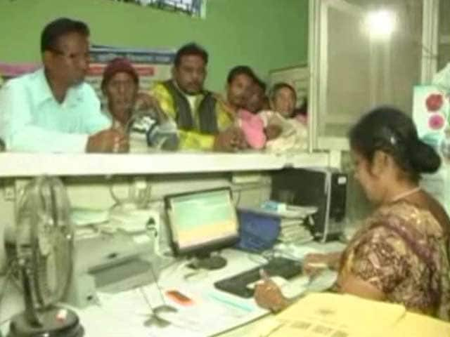 Video : Remote Northeast Villages Face Cash Crunch, Poor Banking Networks Adds To Pain
