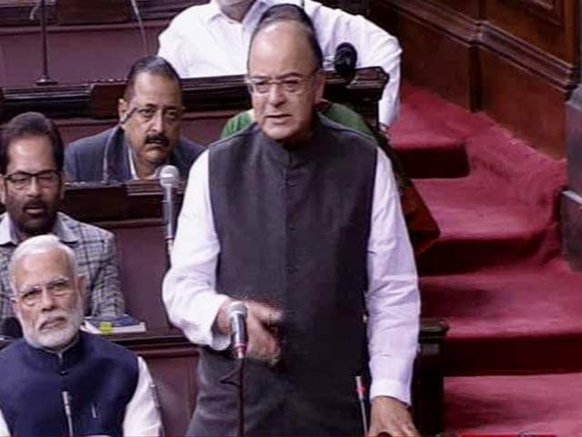 Video : After Dr Singh's Takedown Of Government, Sharp Response From Arun Jaitley