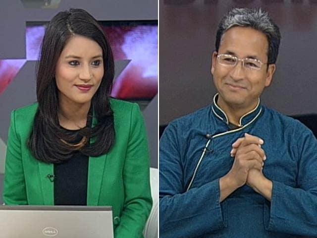Video : Glacier Man Sonam Wangchuk Talks About Global Award, Bollywood