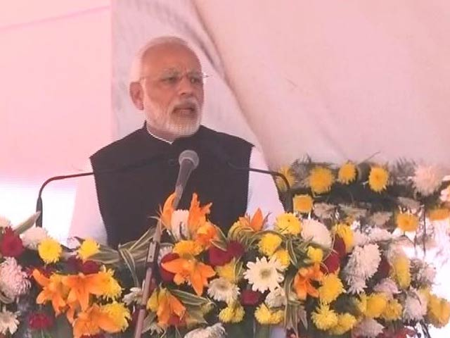 Video : Pak Hasn't Recovered From The Shock Of Surgical Strikes, Says PM