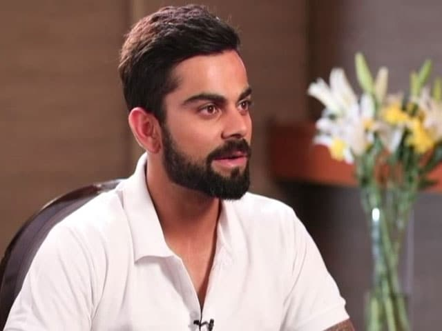 Video : Virat Kohli Urges People To Never Drink And Drive
