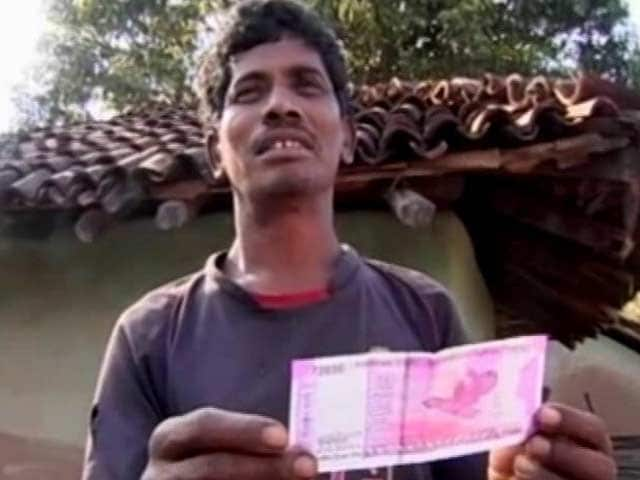 Video : Remedy To What? Villagers In Bastar Still Learning About Notes Ban