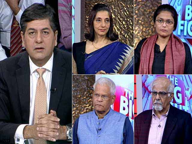 Video : The Big Fight: 6 Big Questions After Demonetisation