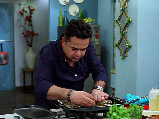 Catch Chef Vicky Ratnani Giving Ghar Ka Khaana A Modern Avatar