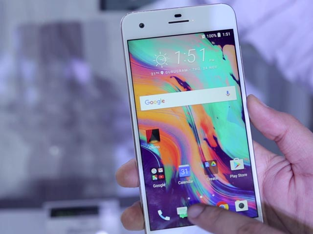 Video : HTC Desire 10 Pro First Look