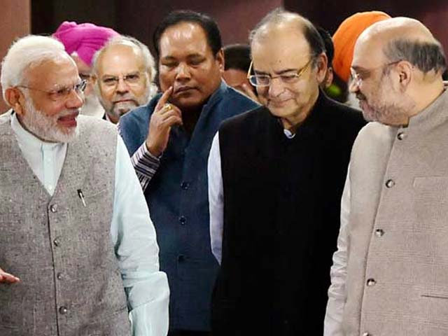 Video : PM Modi's Big Move: BJP Lawmakers To Share Bank Records After Notes Ban
