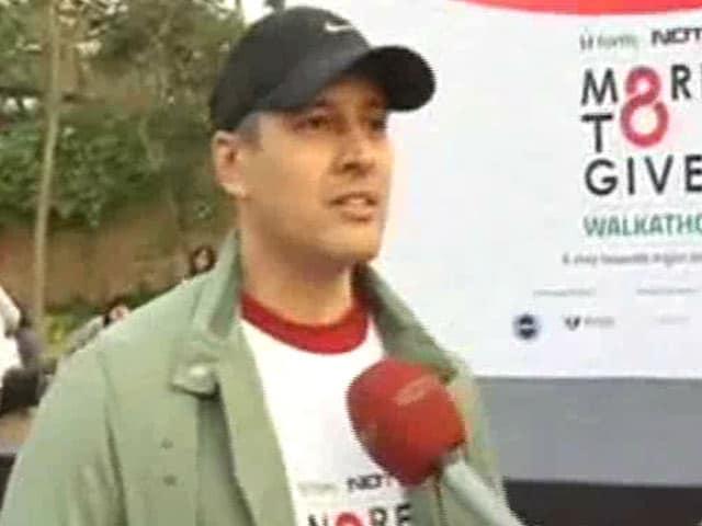Video : Manu Sharma From Vivanta By Taj Speaks About Creating Awareness