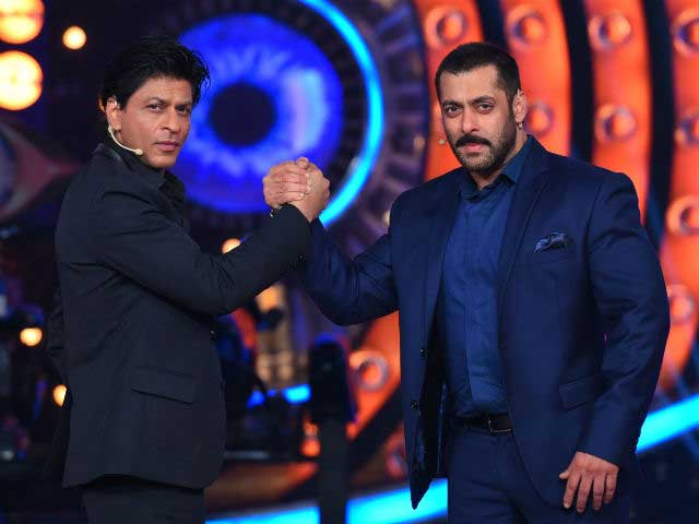 Salman Khan Announces SRK's Next