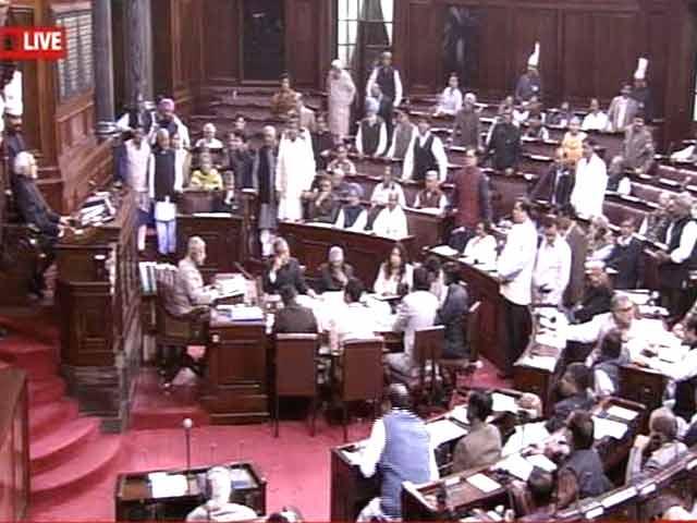 Videos : ममता बनर्जी की फ्लाइट का ईंधन कम होने के मुद्दे पर संसद में हंगामा