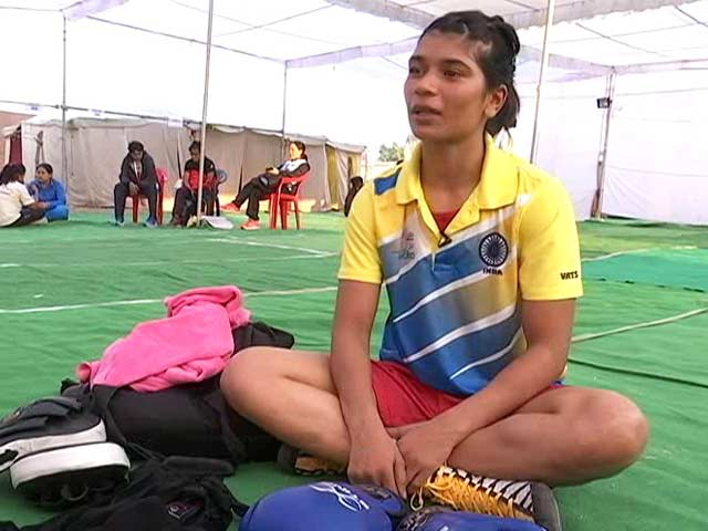 Video : Nikhat Zareen: MC Mary Kom's Heir Apparent?