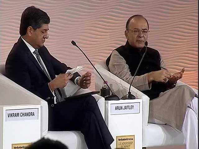 Video : Large Population, Long Queues Expected: Arun Jaitley On Notes Ban Impact