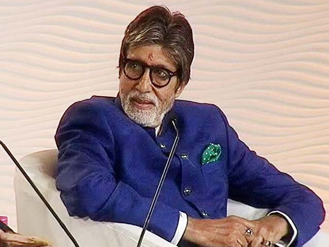 I Also Face Abuse On Social Media, Says Amitabh Bachchan