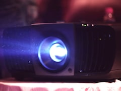 BenQ W11000 4K DLP Projector First Look