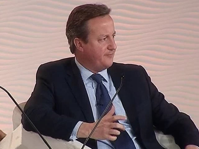 Video : India Needs To Tackle Corruption, Widen Tax Base: David Cameron