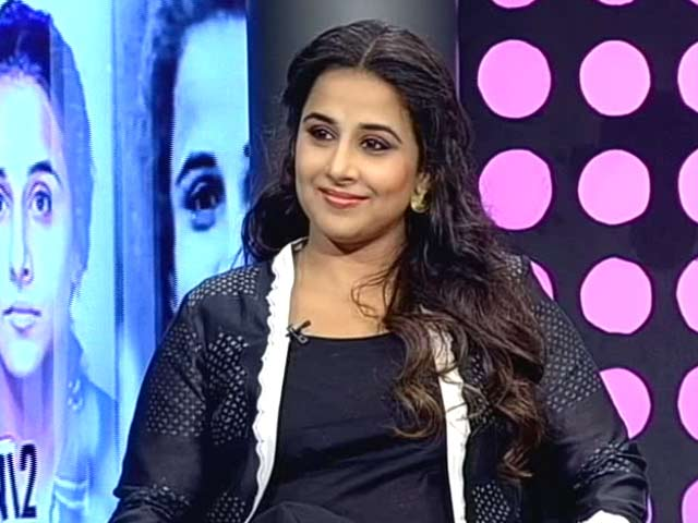 Vidya On Hollywood Plans And Working In A Khan-Film