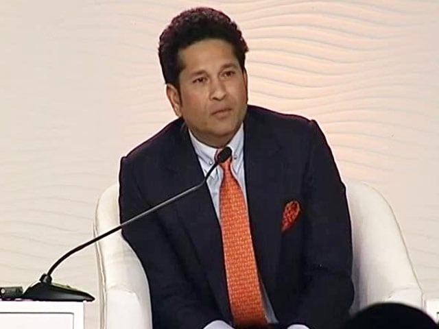 Video : Swachh Bharat And Swasth Bharat Are Interlinked: Sachin Tendulkar