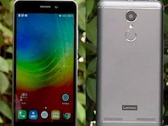 सेल गुरु : कैसा है लेनोवो का नया 4जी स्मार्टफोन K6 पावर