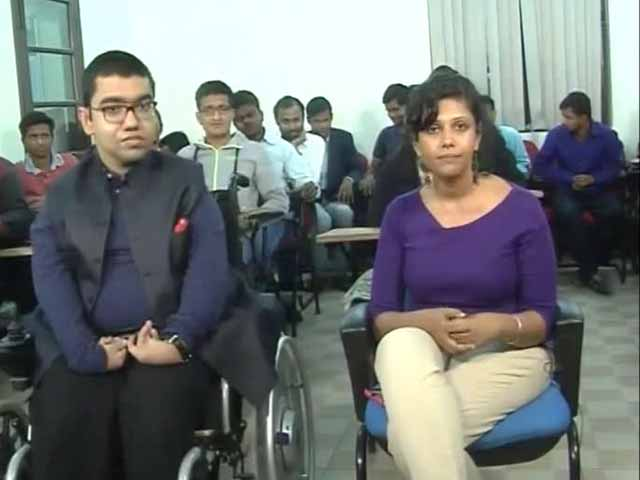 Video : For People With Disabilities, New Notes, Forgotten Promise?