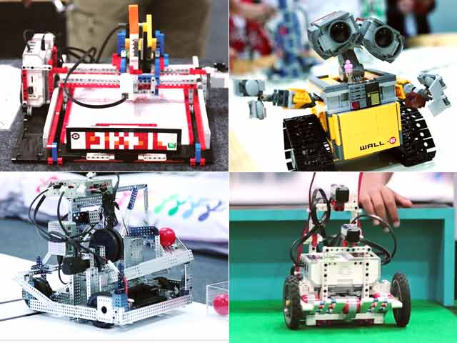 Video : 5 Things We Liked at World Robot Olympiad (WRO) 2016