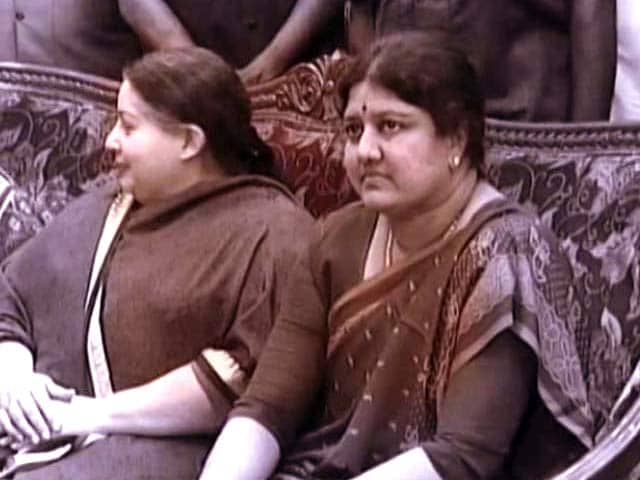 Video : Sasikala Natarajan, Jayalalithaa's Lifelong Shadow, Could Shape Party's Future