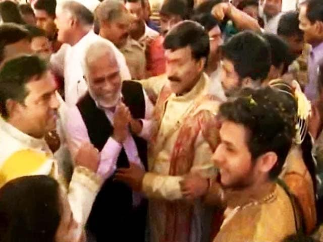 Video : For Janardhana Reddy's Big Wedding, Money Laundered, Claims Suicide Note