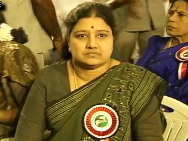 Video : So What Next For Sasikala Natarajan? Party Talks Of Her 'Loyalty, Calibre'