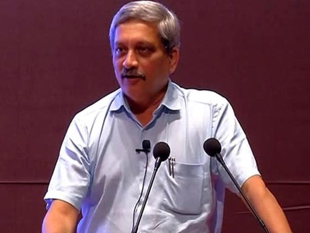 Video : Didn't Expect It From You: Manohar Parrikar's Stinker To Mamata Banerjee On Army Row