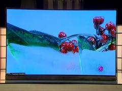 LG OLED 4K 65-inch Television