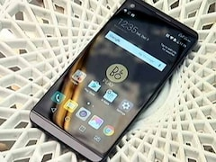 LG V20: Two Screens, Three Cameras, One Smartphone