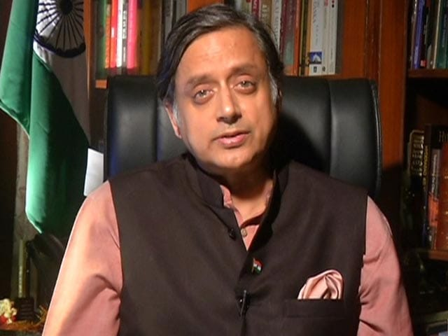 Video : Liberalism Has Been Equated With Elitism, Says Shashi Tharoor