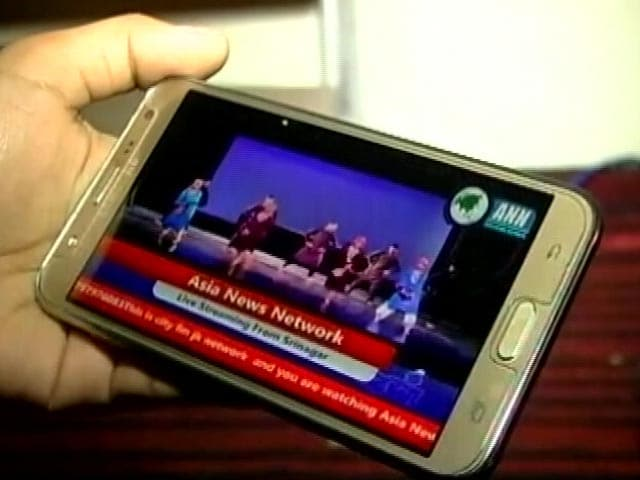 Video : Jammu And Kashmir Gets Its Own Mobile TV Station