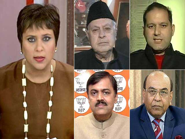 Video : 4 Lakhs For Burhan Wani's Brother: In Times Of Patriot Games, Are BJP-PDP On Same Page?