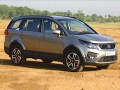 Tata Hexa SUV Review