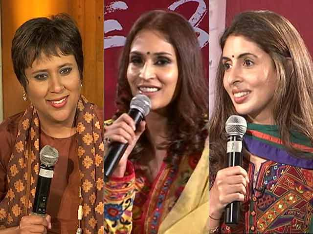 Rajnikanth, Big B's Daughters: A Common Journey