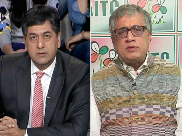 Video : After Notes Ban, Pink Is The New Black: Derek O'Brien