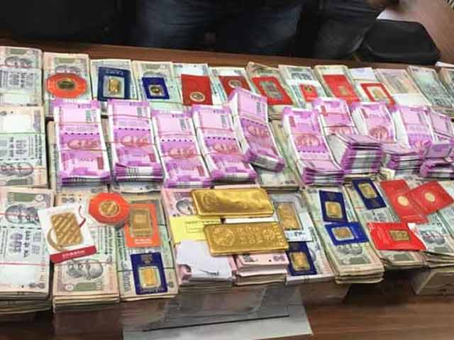 Video : 30 Lakhs Cash, 2.5 Kg Gold Seized From Tailor In Chandigarh