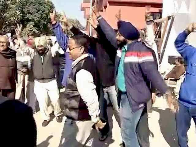 Video : BJP Sweeps Chandigarh Municipal Polls, Amit Shah Calls It Vote For Notes Ban