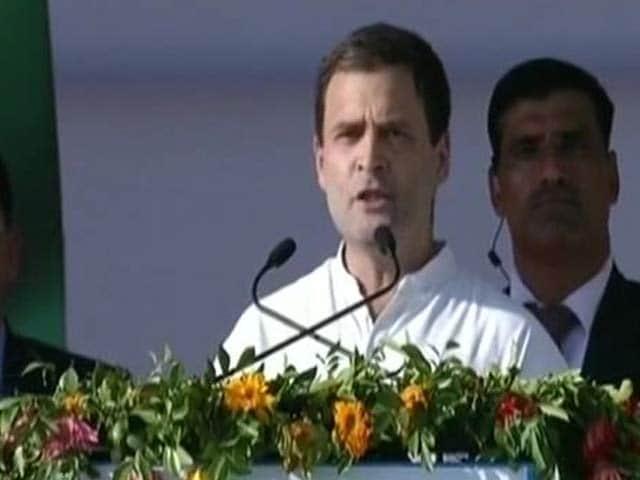 Videos : बड़ी खबर : राहुल गांधी का पीएम मोदी पर हमला
