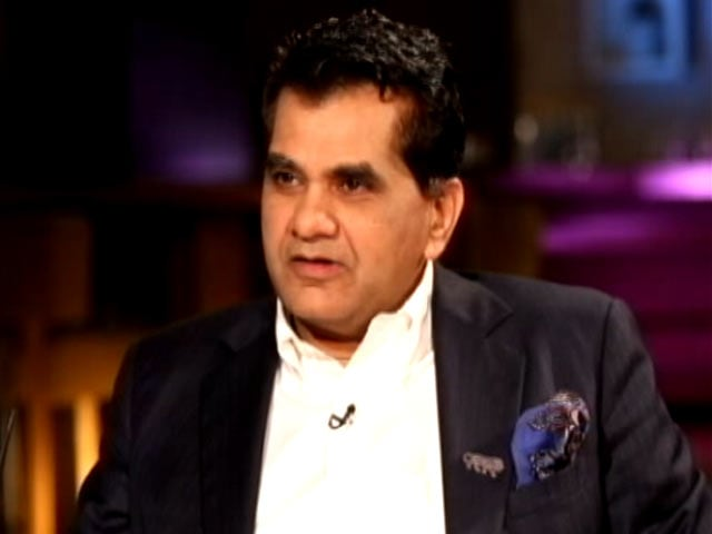 Video : The Best Opportunities Are In Government: Amitabh Kant
